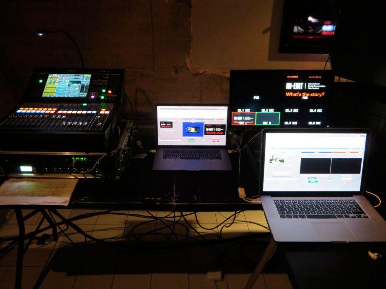 esdeveniments eventos - Sonorització - Sonorización - videoproyección videprojecció