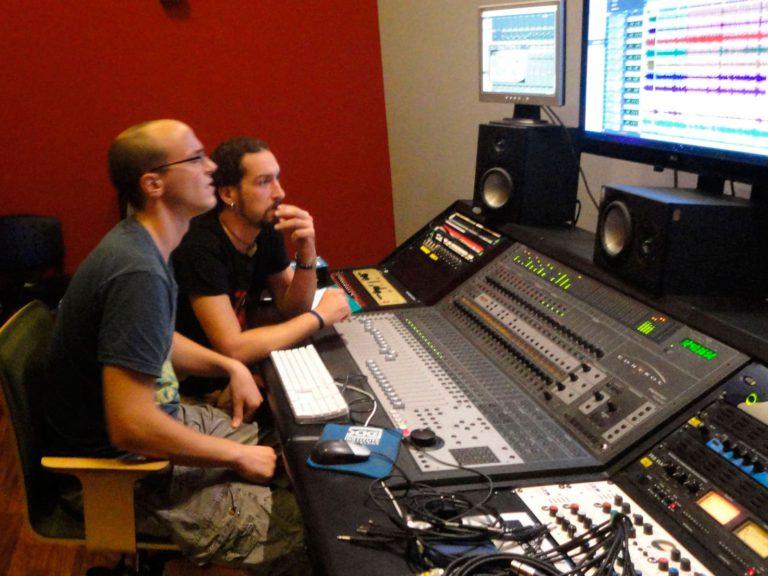 gravació grabación