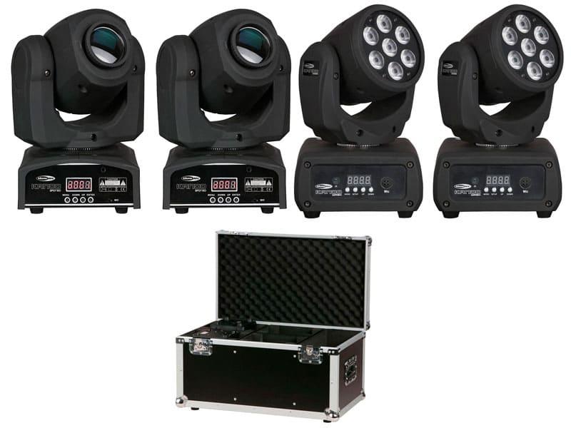 alquiler equipos de iluminación - lloguer equips d'il·luminació