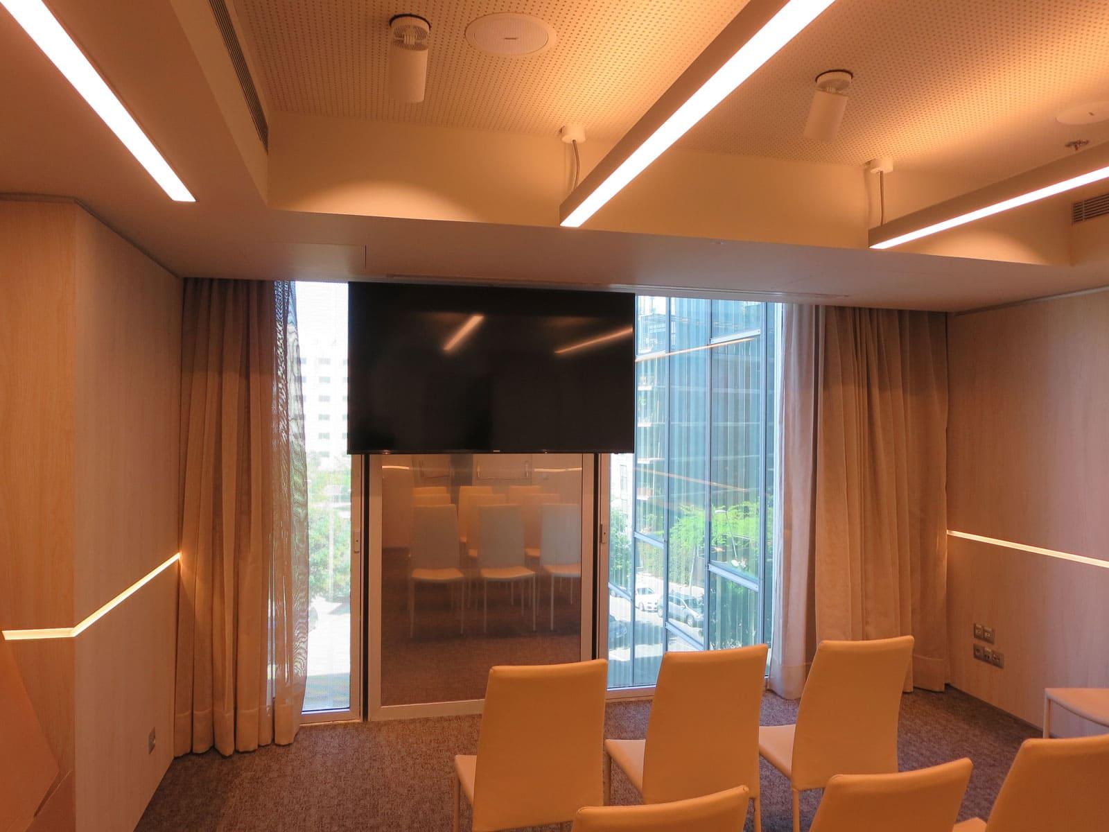 instal·lacions - instalaciones