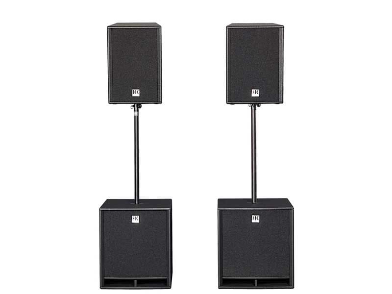 HK pro premium 15 - lloguer equips de so - alquiler equipos de sonido