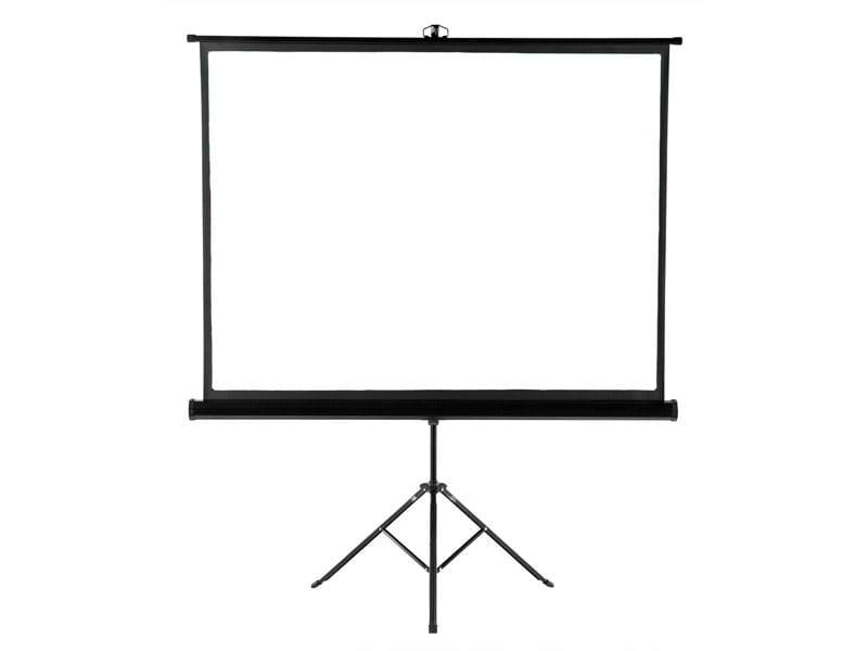 projectors i pantalles - proyectores y pantallas