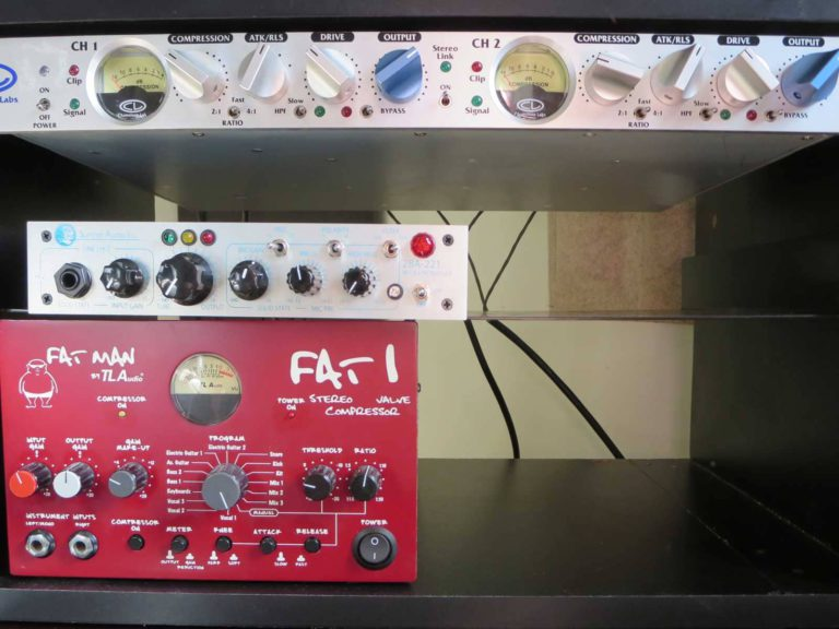 gravació musical - grabación musical