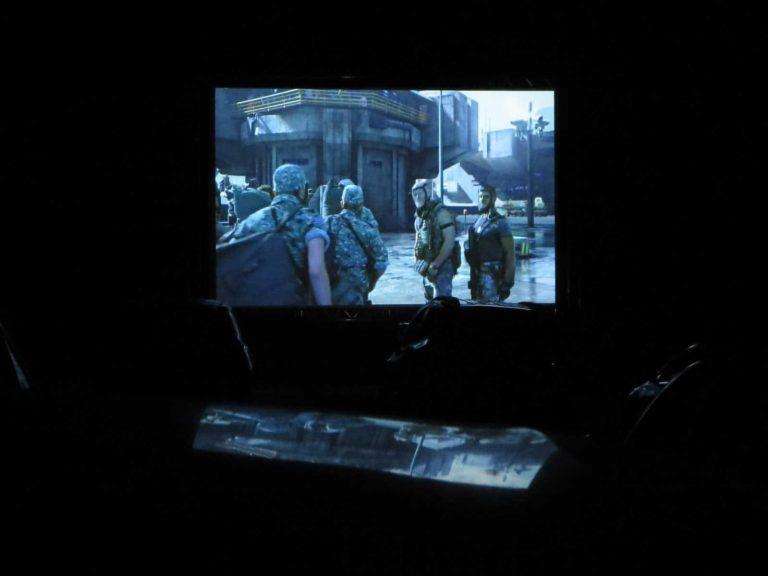 Esdeveniments - Eventos - Videoprojecció - Videoproyección